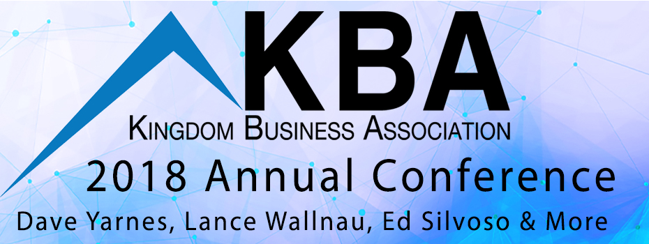 Kingdom Business Association 2018 Annual Conference